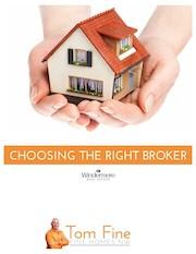 Choosing a Real Estate Broker